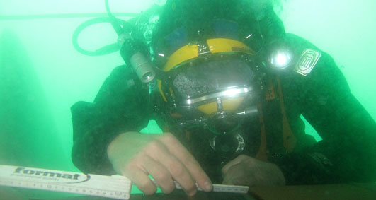 Underwater Services in Colombia
